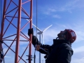 Decommisioning of met masts in Scotland
